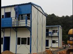 广西建工荔园山庄项目工人住宅区活动房